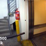 Dezinfekce prodejny prostorovým generátorem dezinfekčního aerosolu